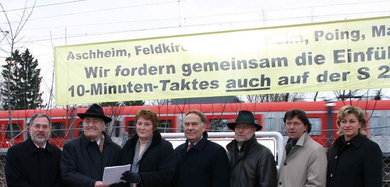 S2-Ostallianz am 19.12.2006 in Riem/Dornach